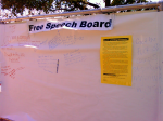 The Free speech board