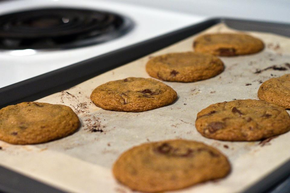 Why Are My Chocolate Chip Cookies Not Flat