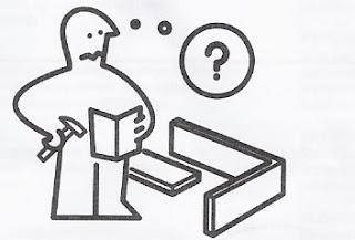 Ikea man Confused