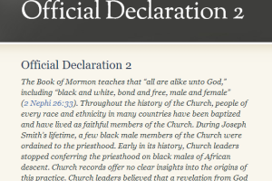 Official Declaration 2